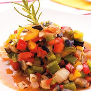 普羅旺斯燴蔬菜