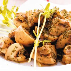 法式炒蘑菇