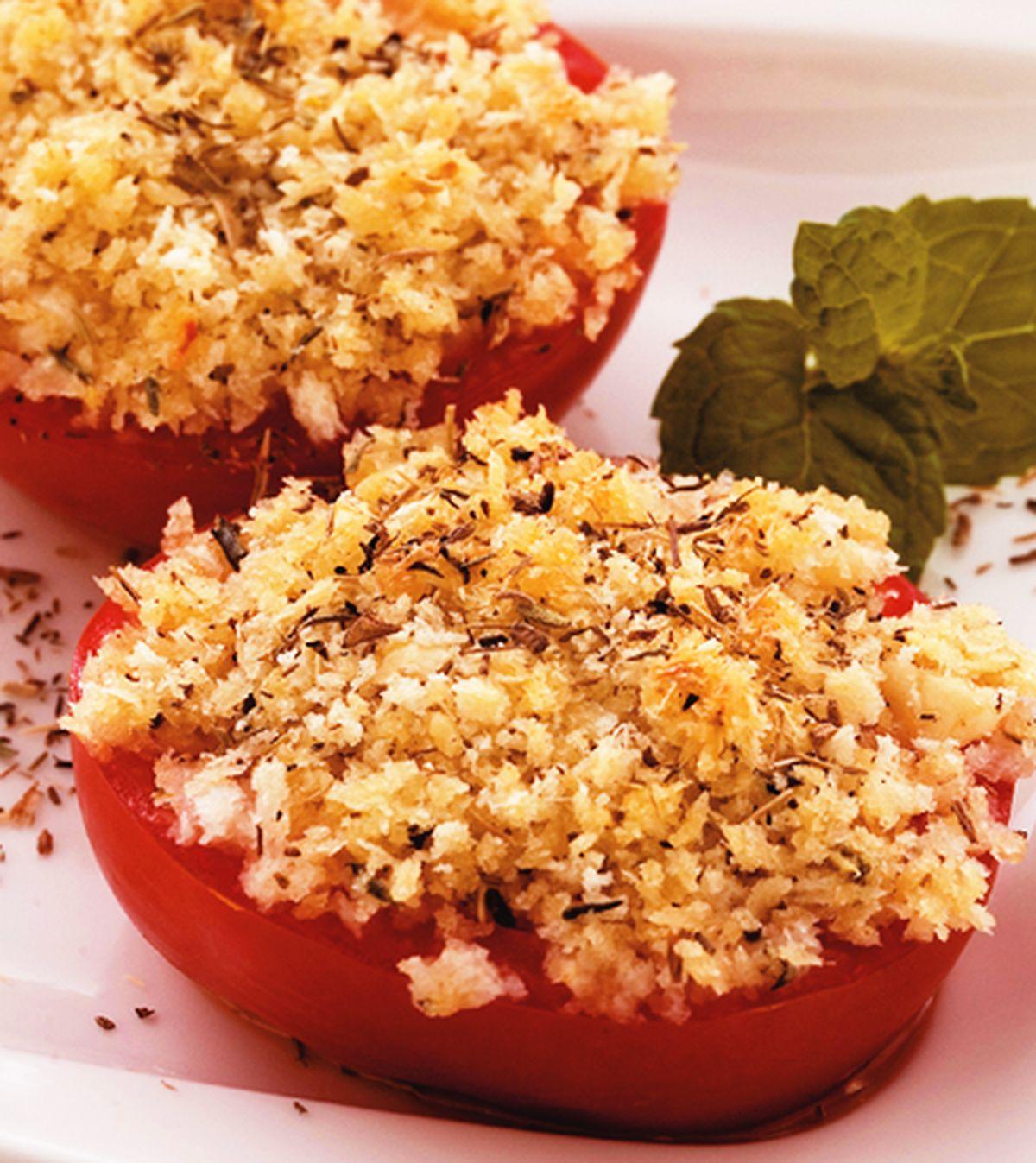 食譜:香烤普羅旺斯蕃茄