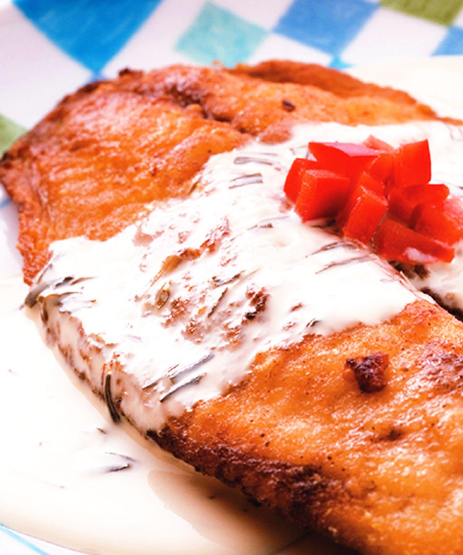 食譜:茵陳蒿醬魚片