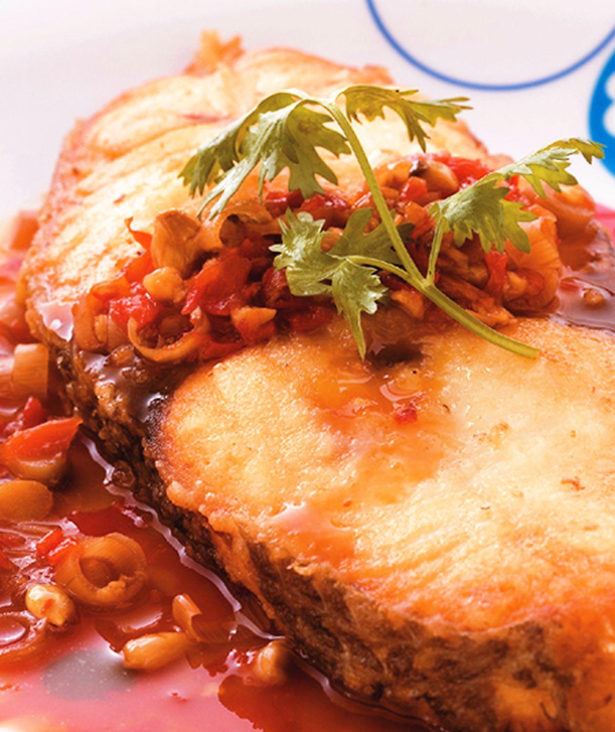 食譜:辣味香茅鱈魚
