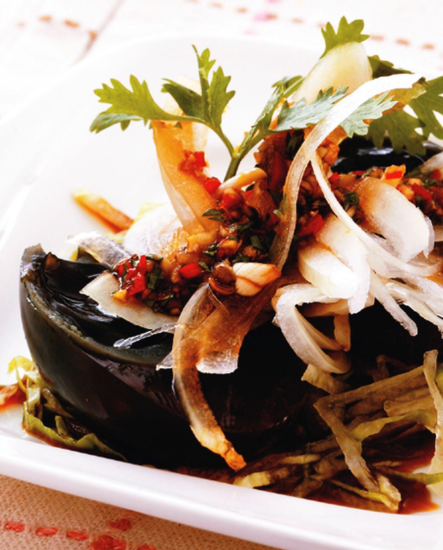 食譜:越式香辣拌皮蛋