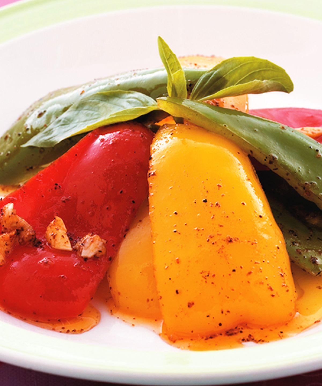 食譜:墨西哥烤甜椒