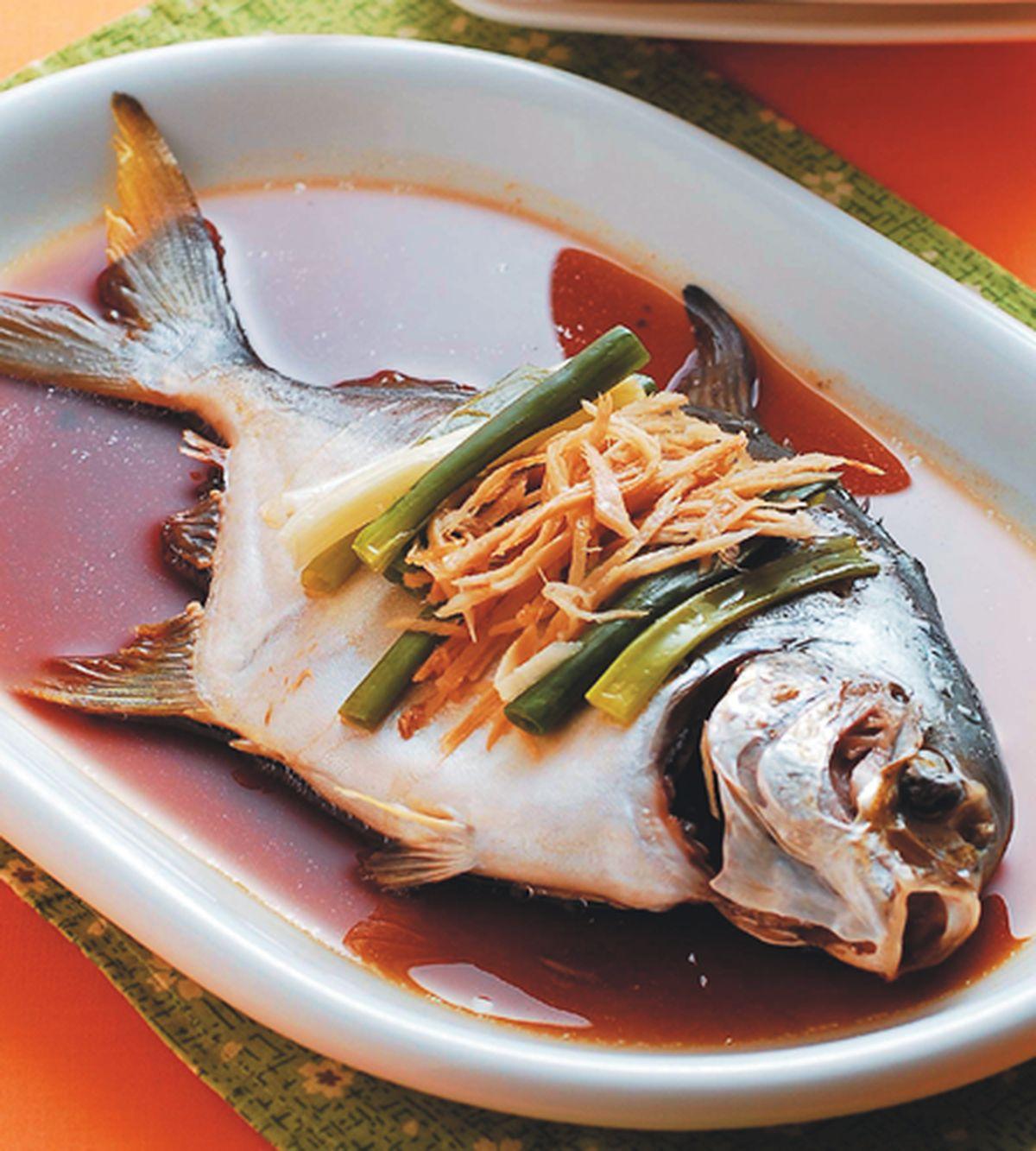 食譜:清蒸魚(3)