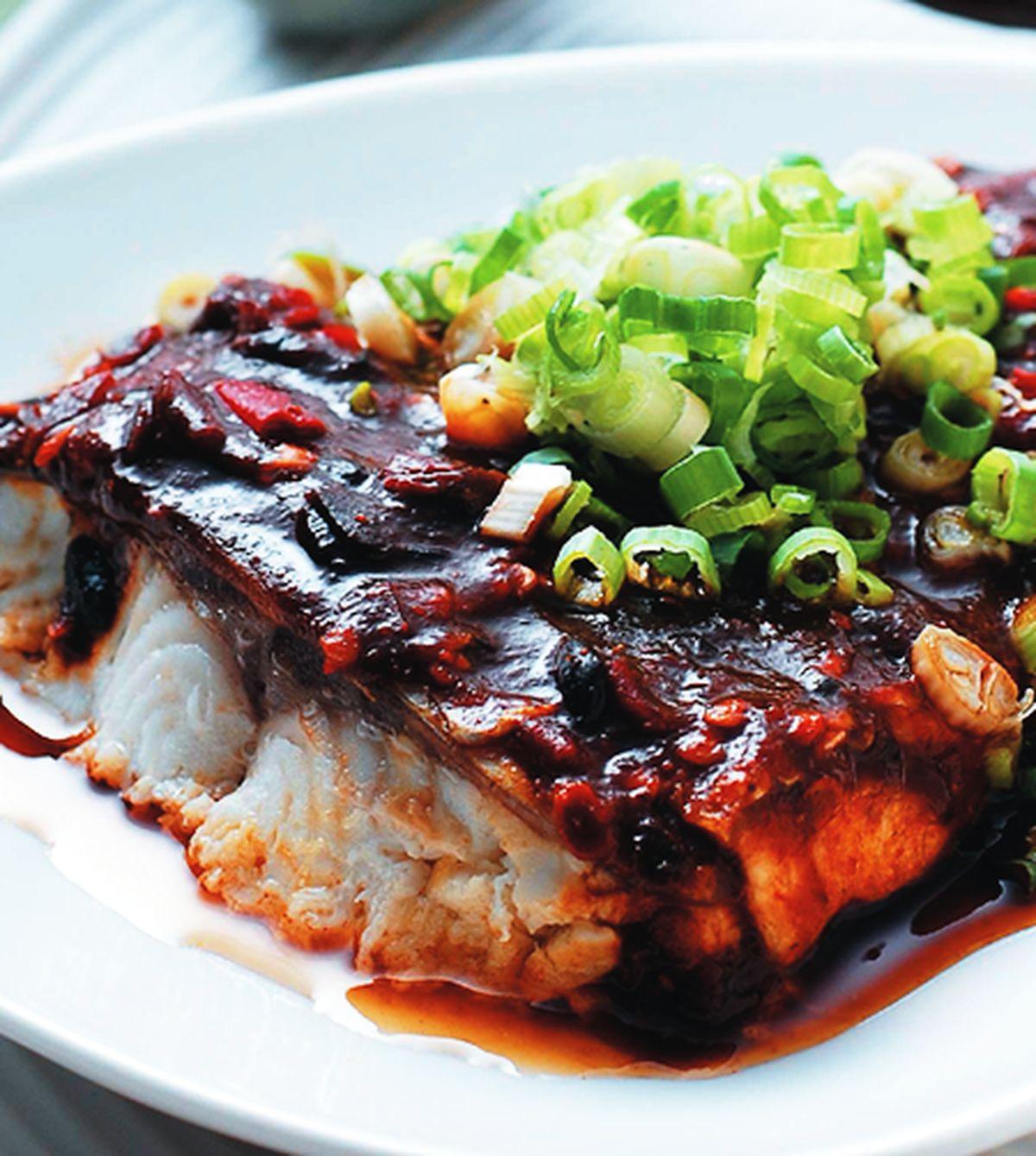 食譜:豆瓣魚片