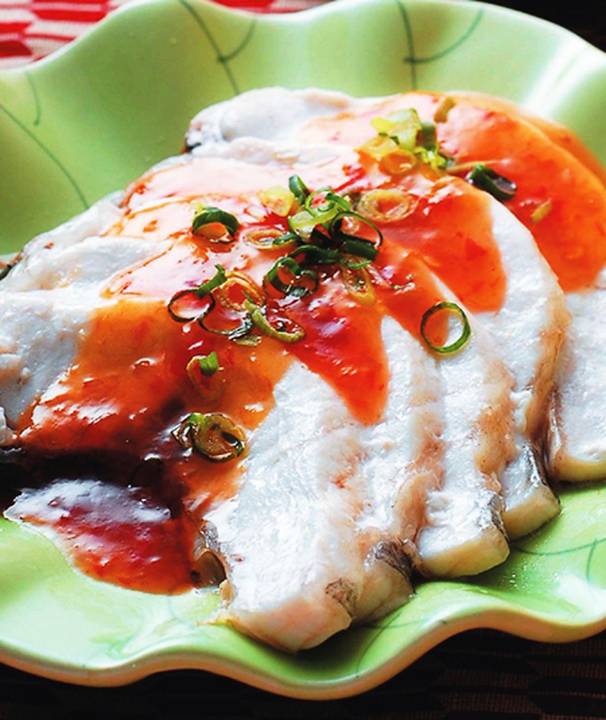 食譜:甜辣魚片