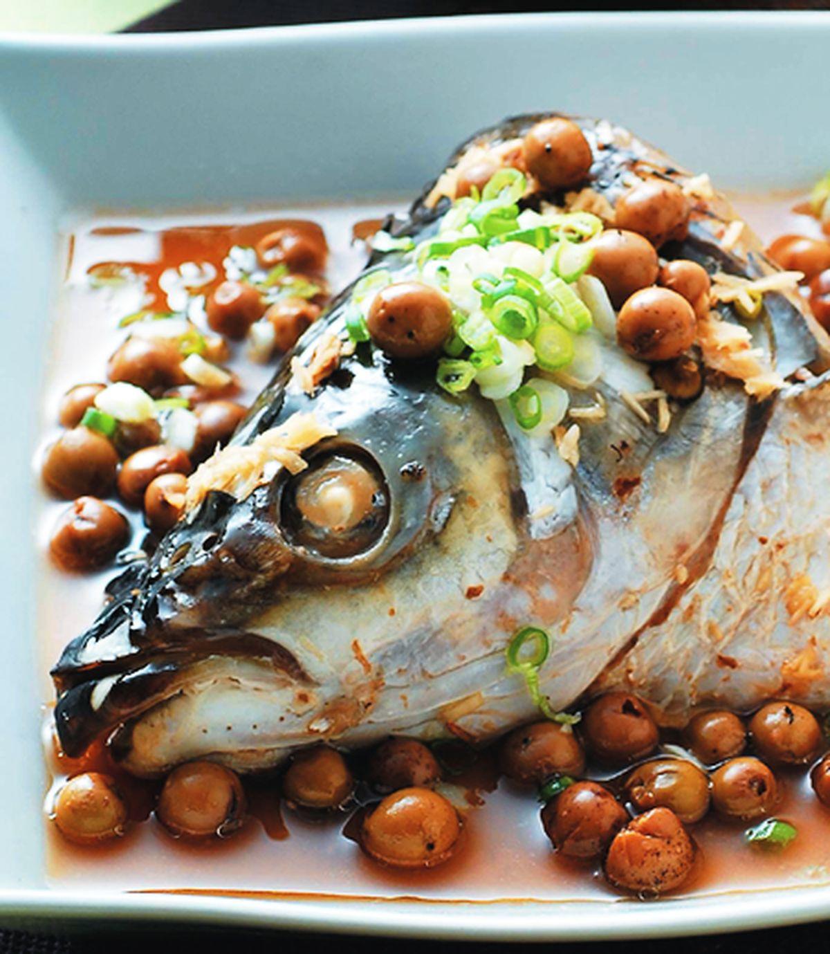 食譜:破布籽魚頭