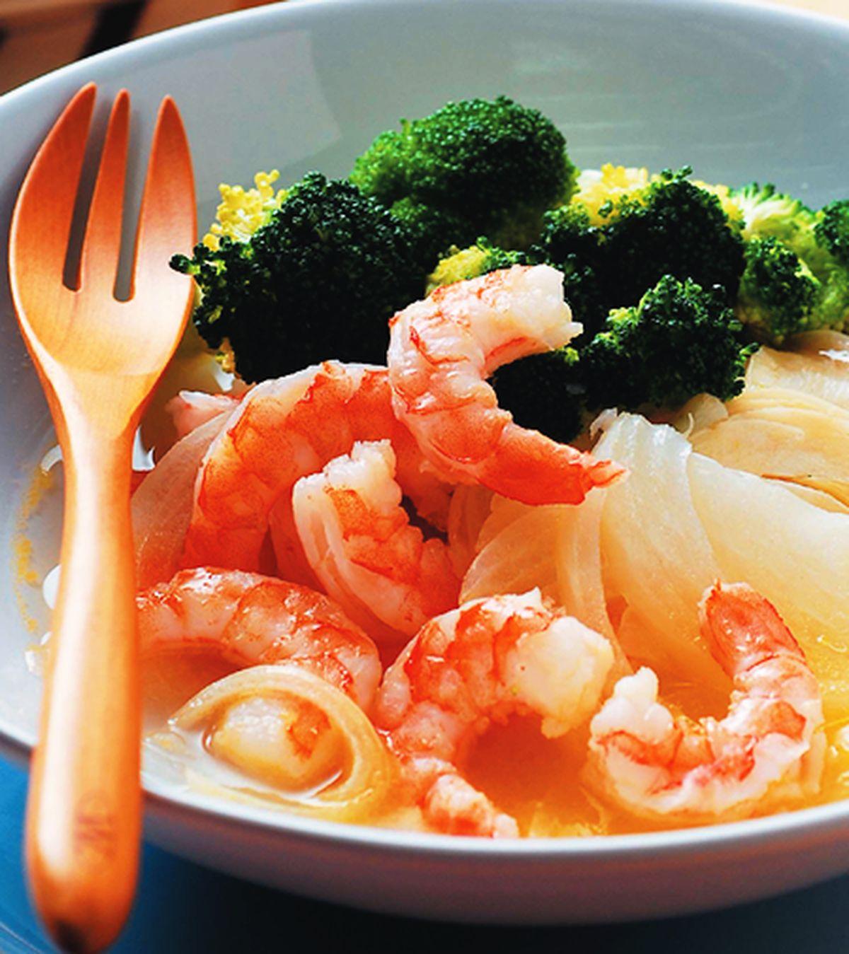 食譜:奶油草蝦