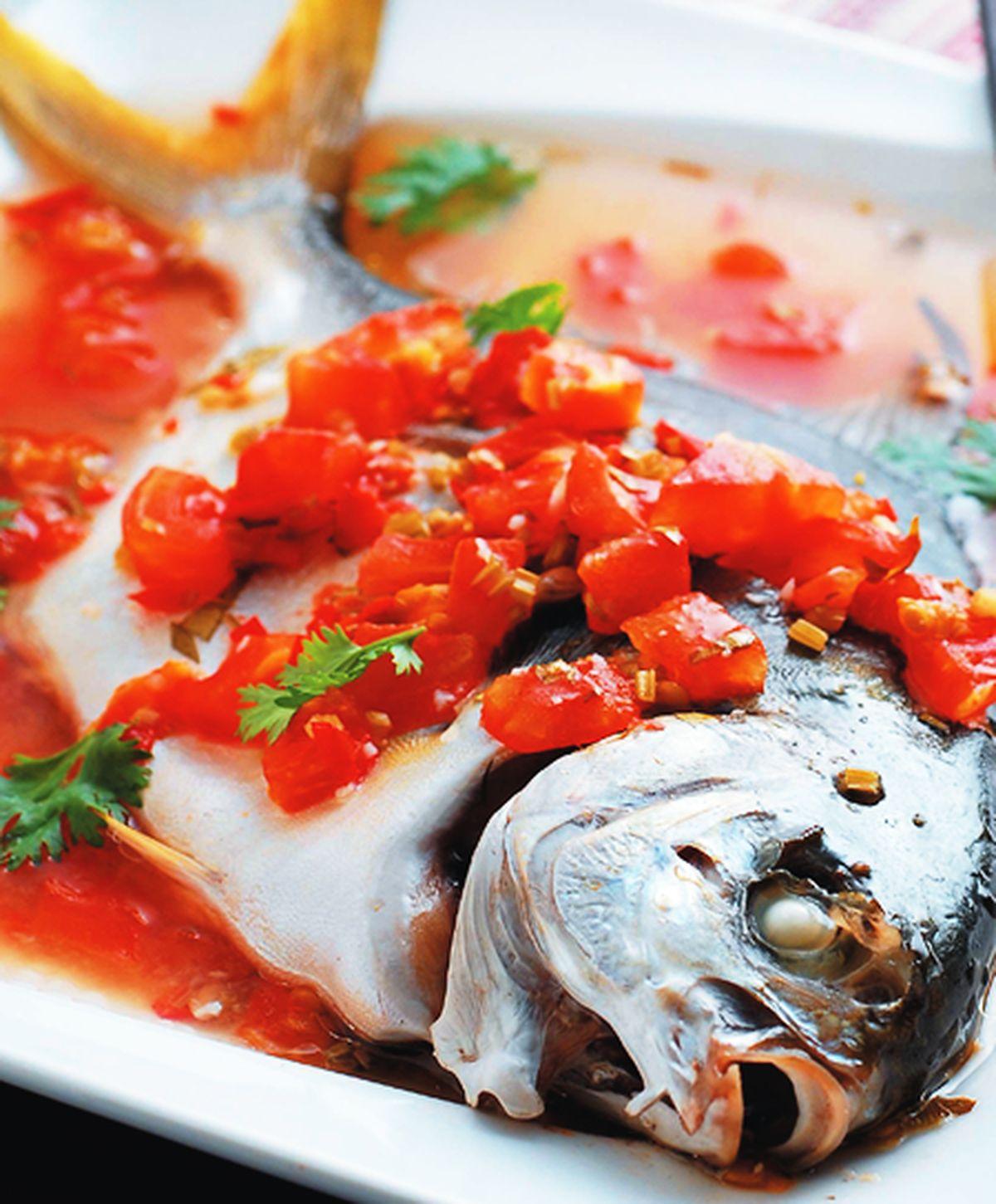 食譜:泰式蒸魚