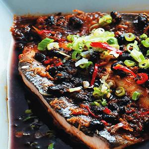 豆豉虱目魚(1)