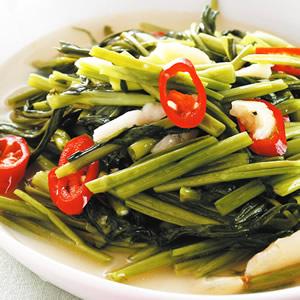 清炒空心菜(1)