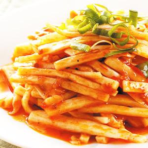 辣豆瓣茭白筍
