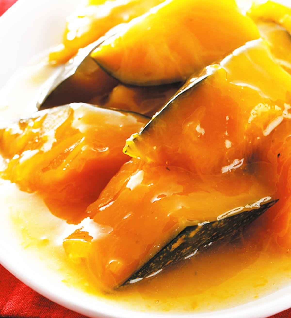 食譜:薑汁燉南瓜