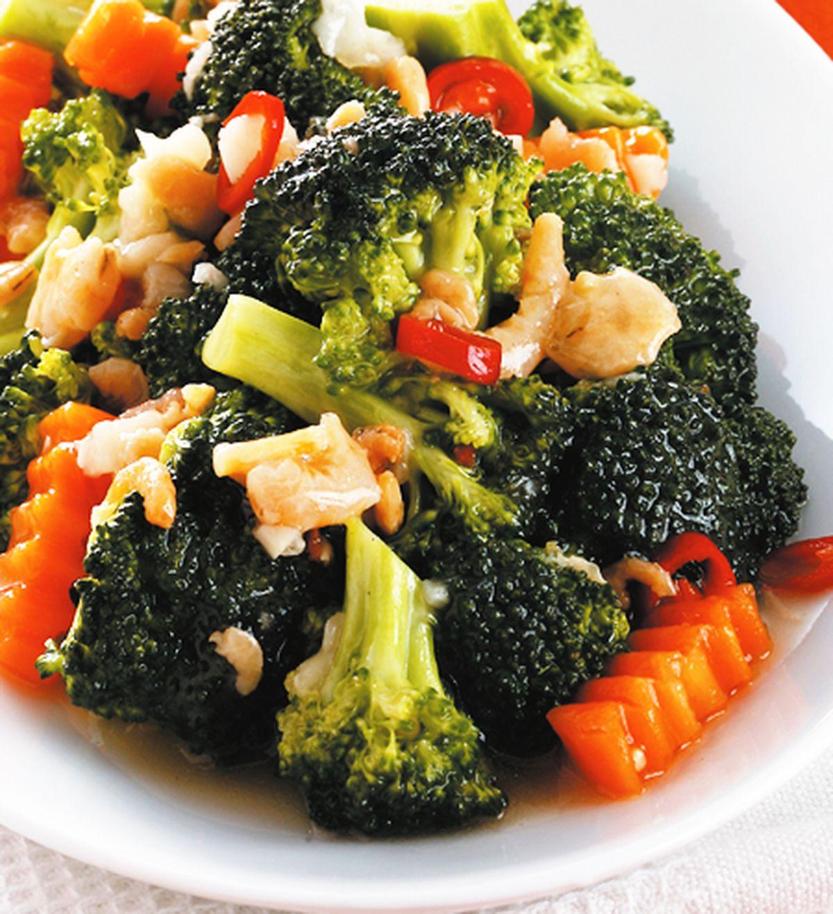 食譜:開陽綠花椰