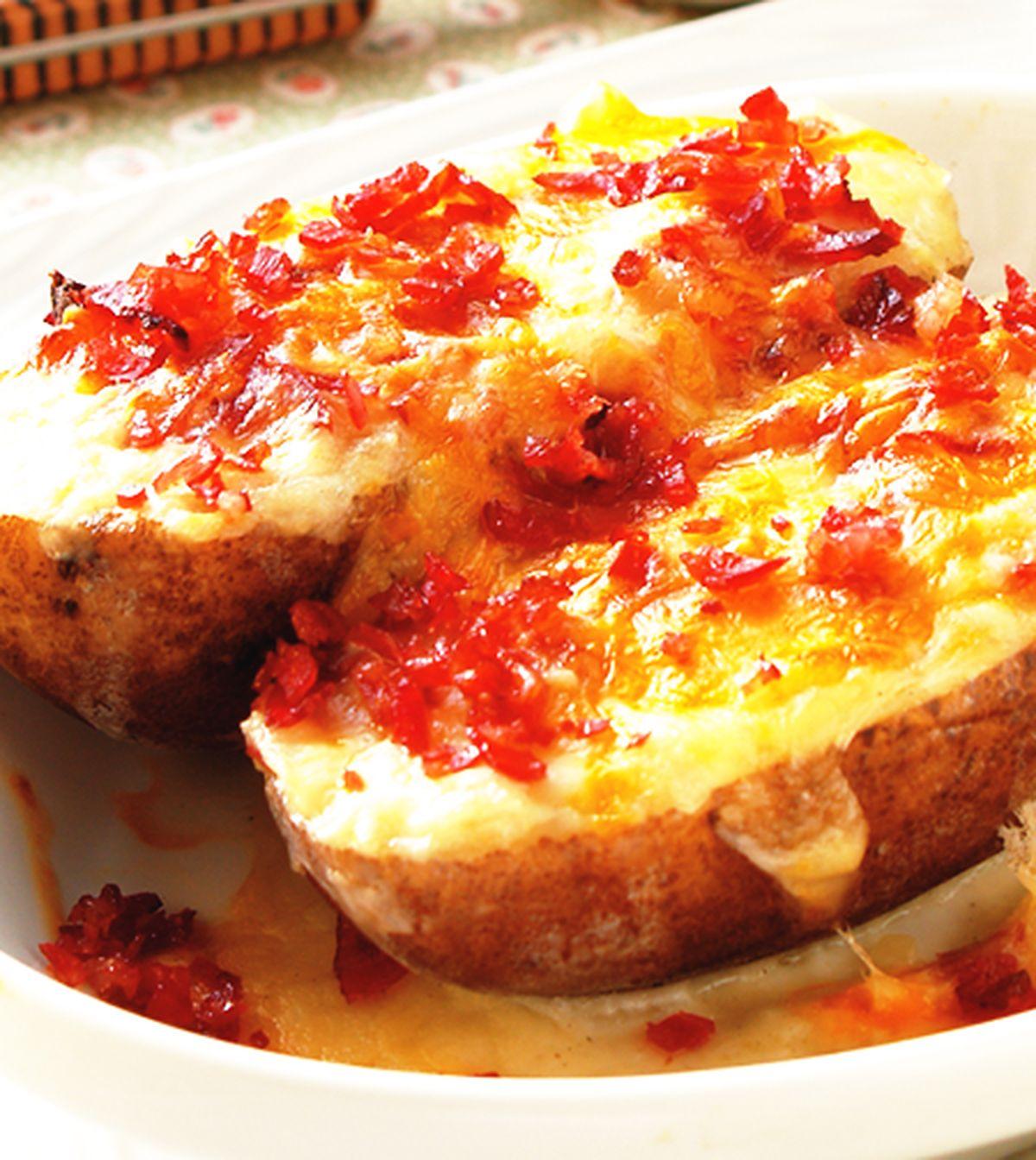 食譜:焗烤培根洋芋