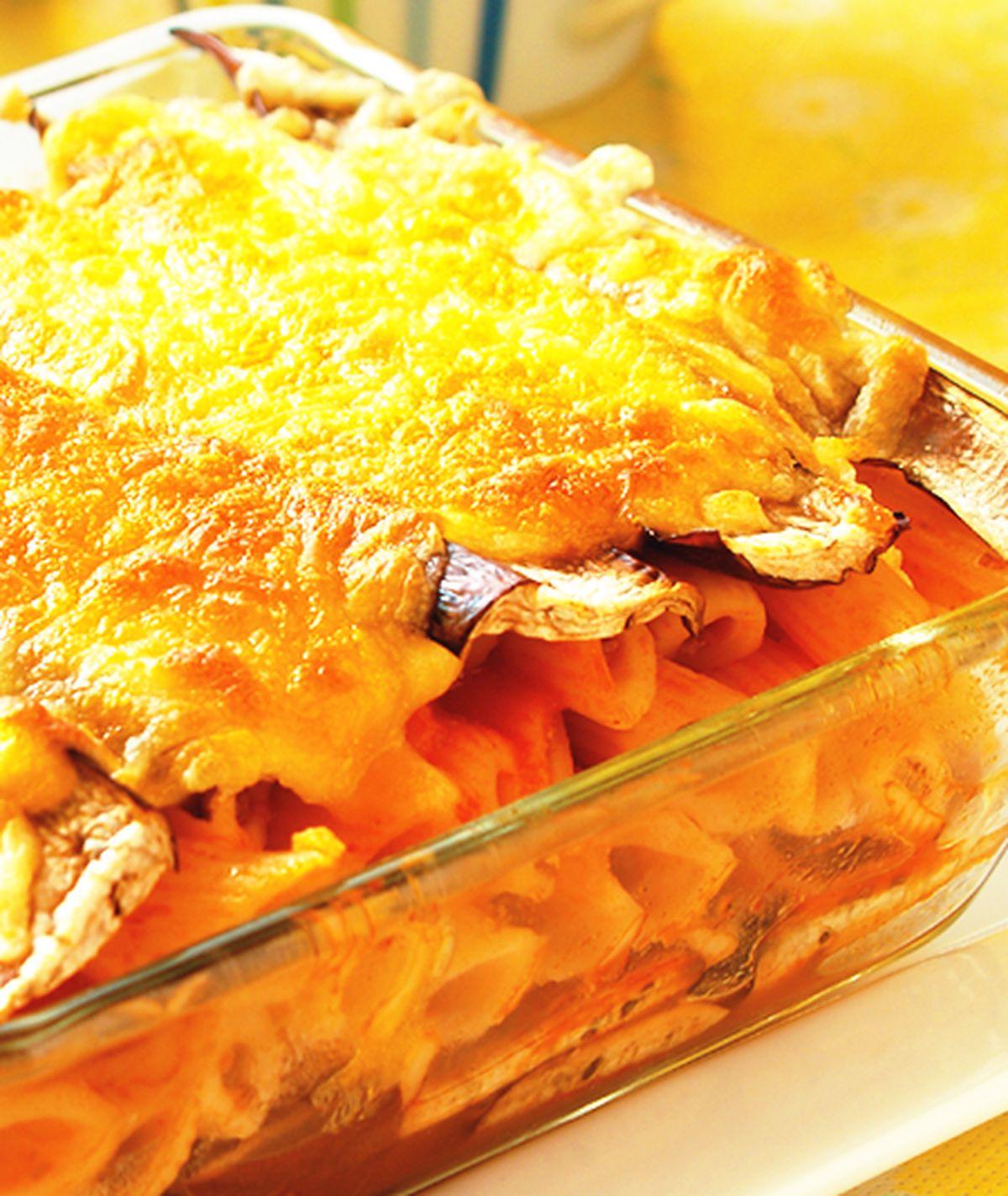 食譜:肉醬烤茄片
