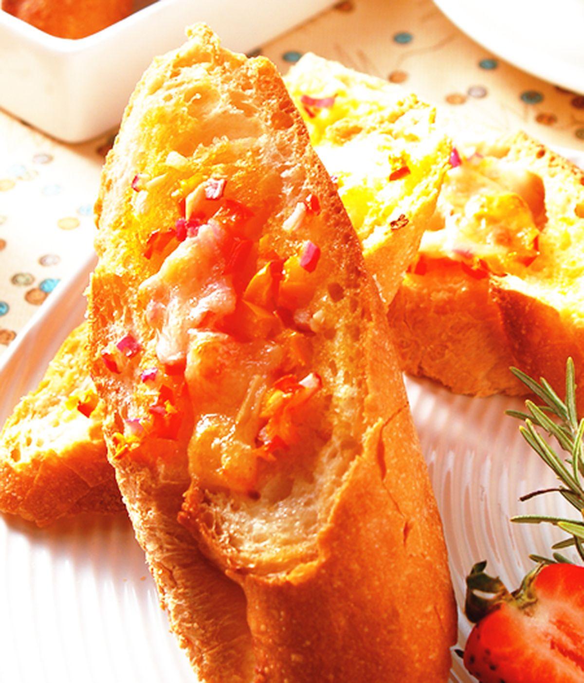 食譜:醋汁焗法式麵包