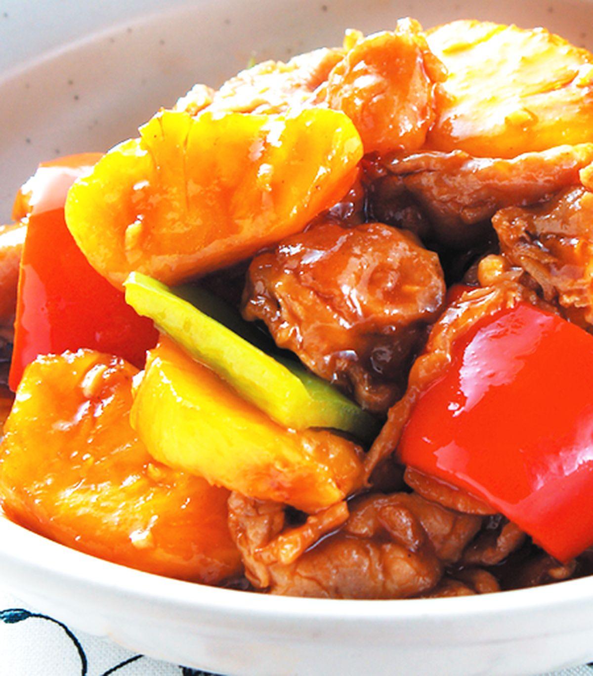 食譜:糖醋燒肉片