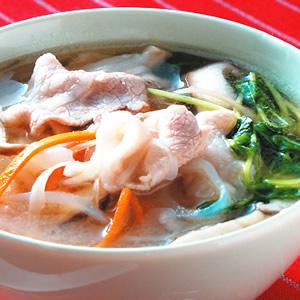 蔬菜味噌豚汁
