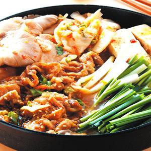 豬肉泡菜鍋
