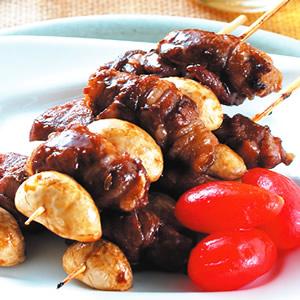 串烤羊肉片