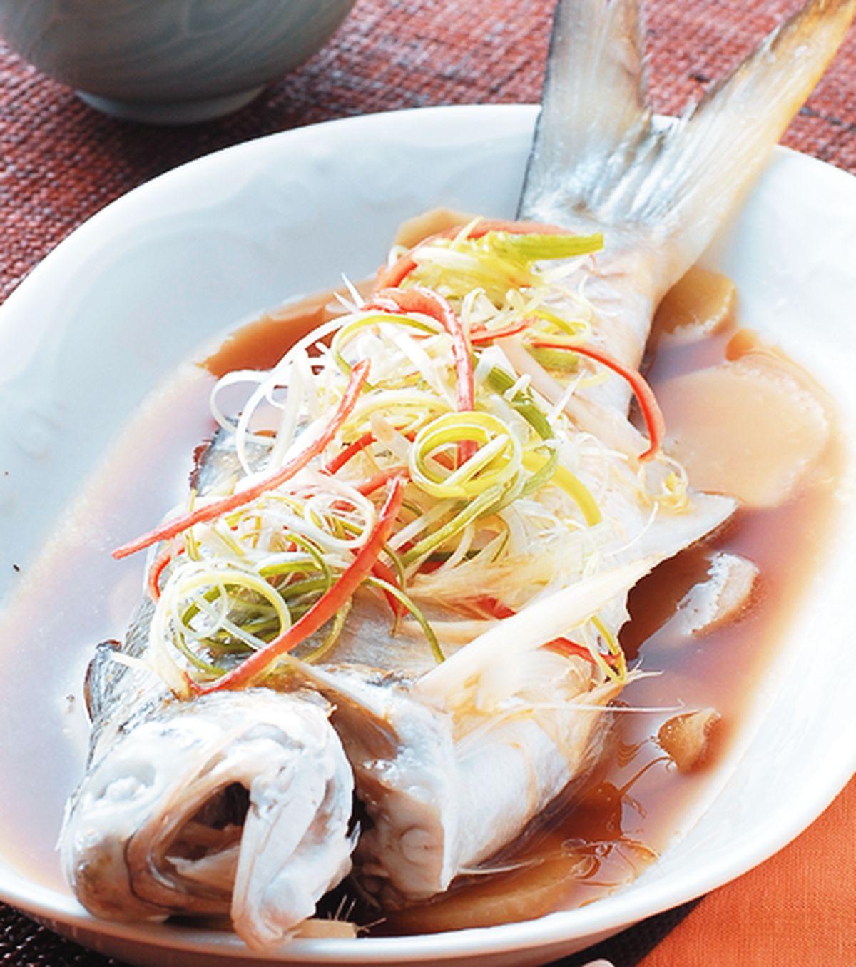 食譜:清蒸魚(4)