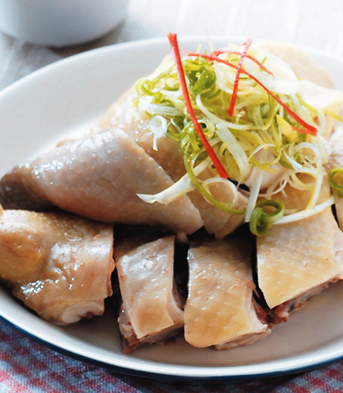 食譜:蔥油雞(5)