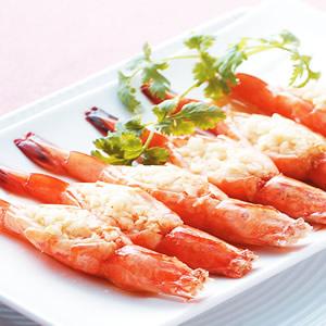 蒜蓉蒸蝦(1)