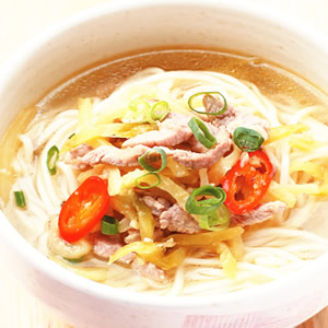 榨菜肉絲麵(2)