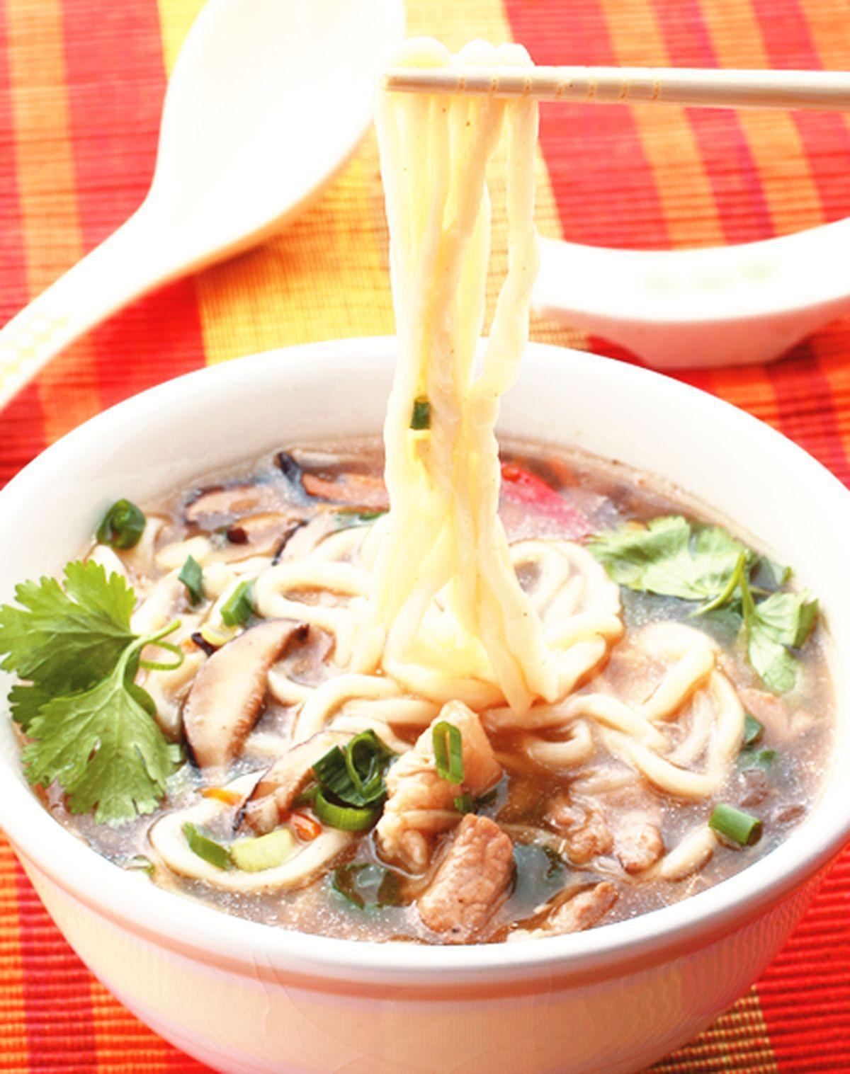 食譜:大滷麵(4)