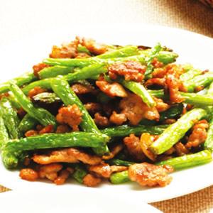 乾煸四季豆(1)