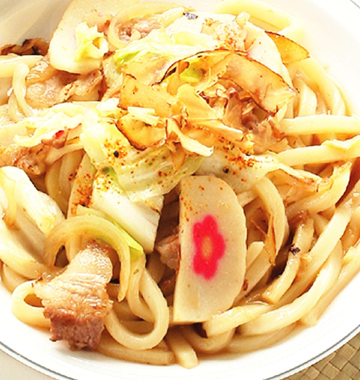 食譜:炒烏龍麵
