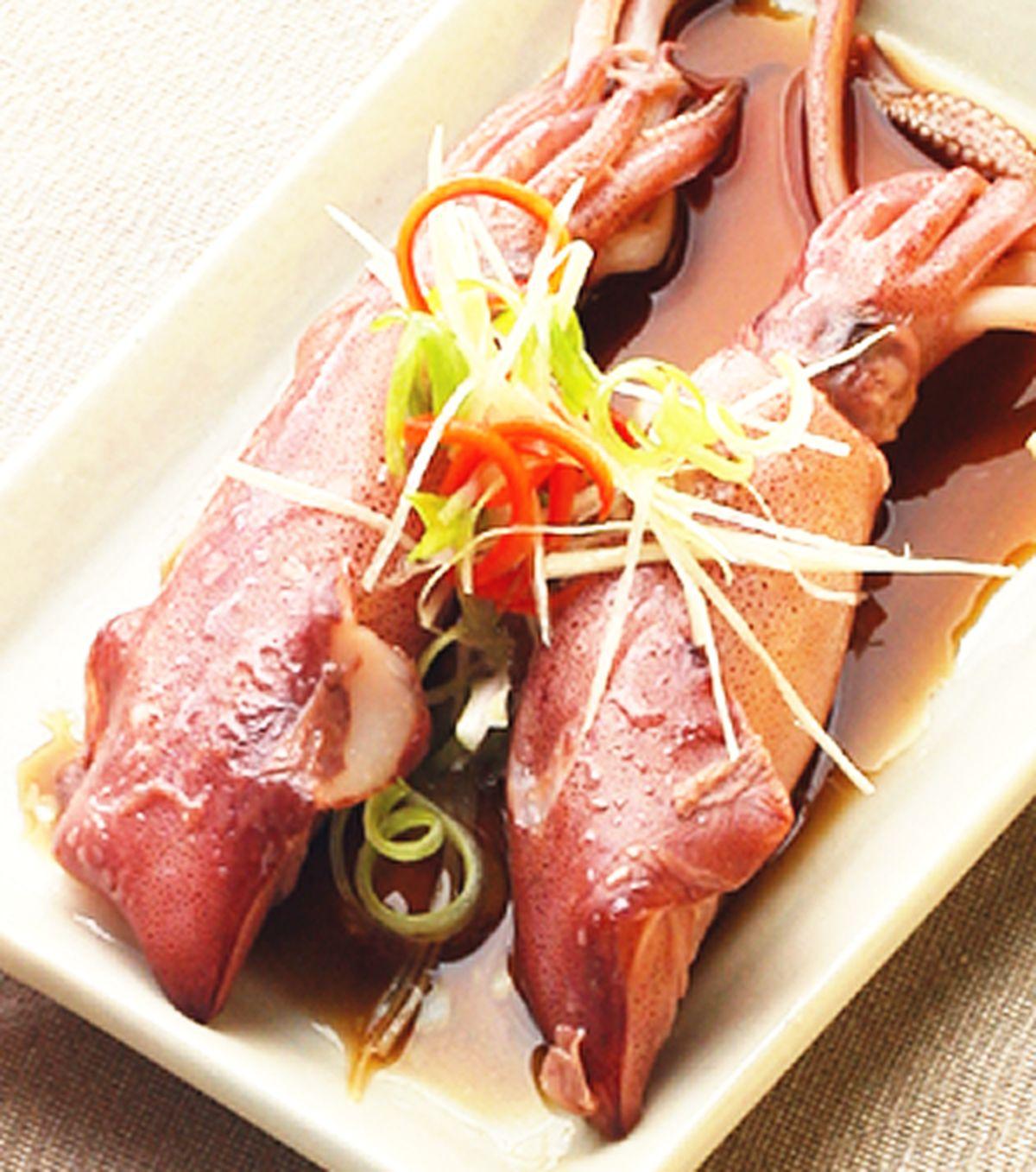 食譜:清蒸小卷(2)