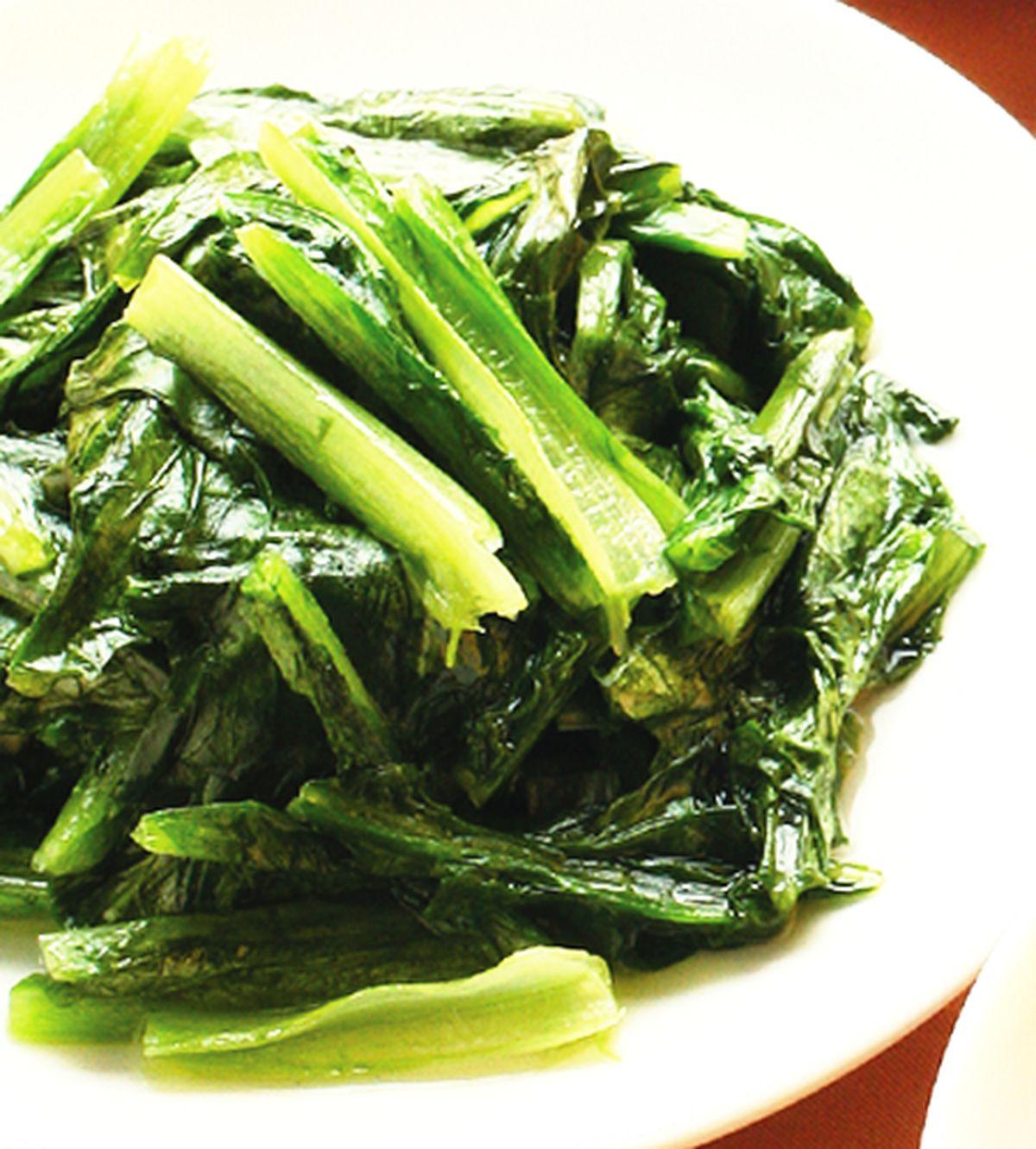 食譜:炒A菜