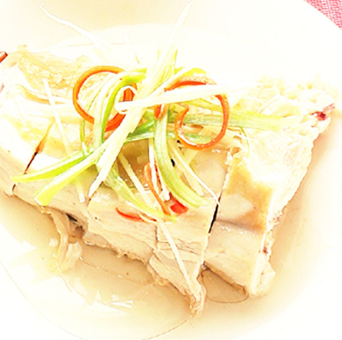 食譜:蔥油雞(6)