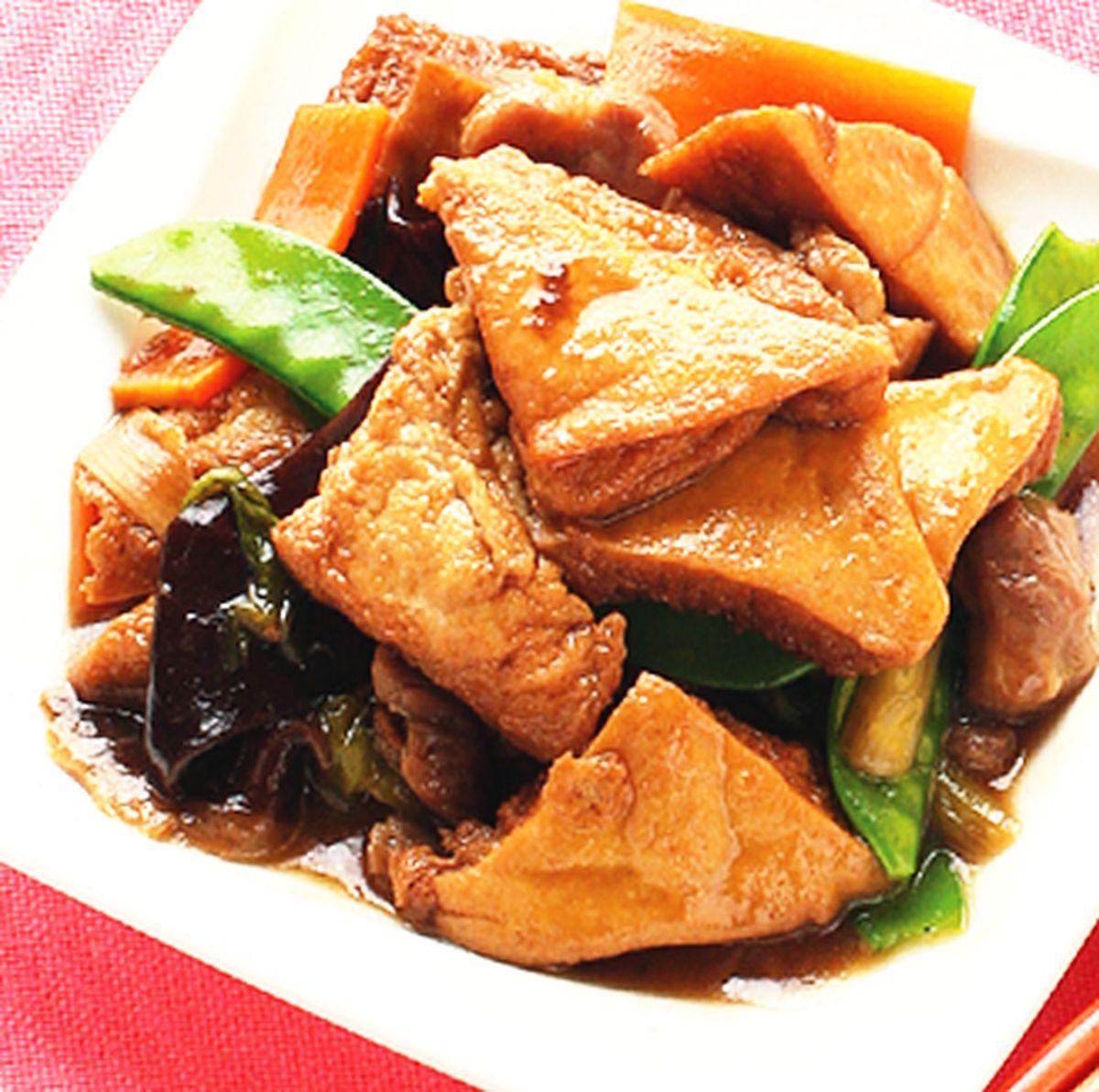 食譜:家常豆腐
