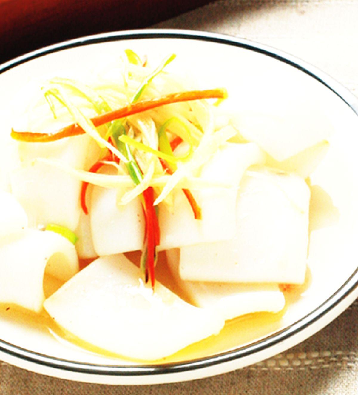 食譜:蔥油墨魚片