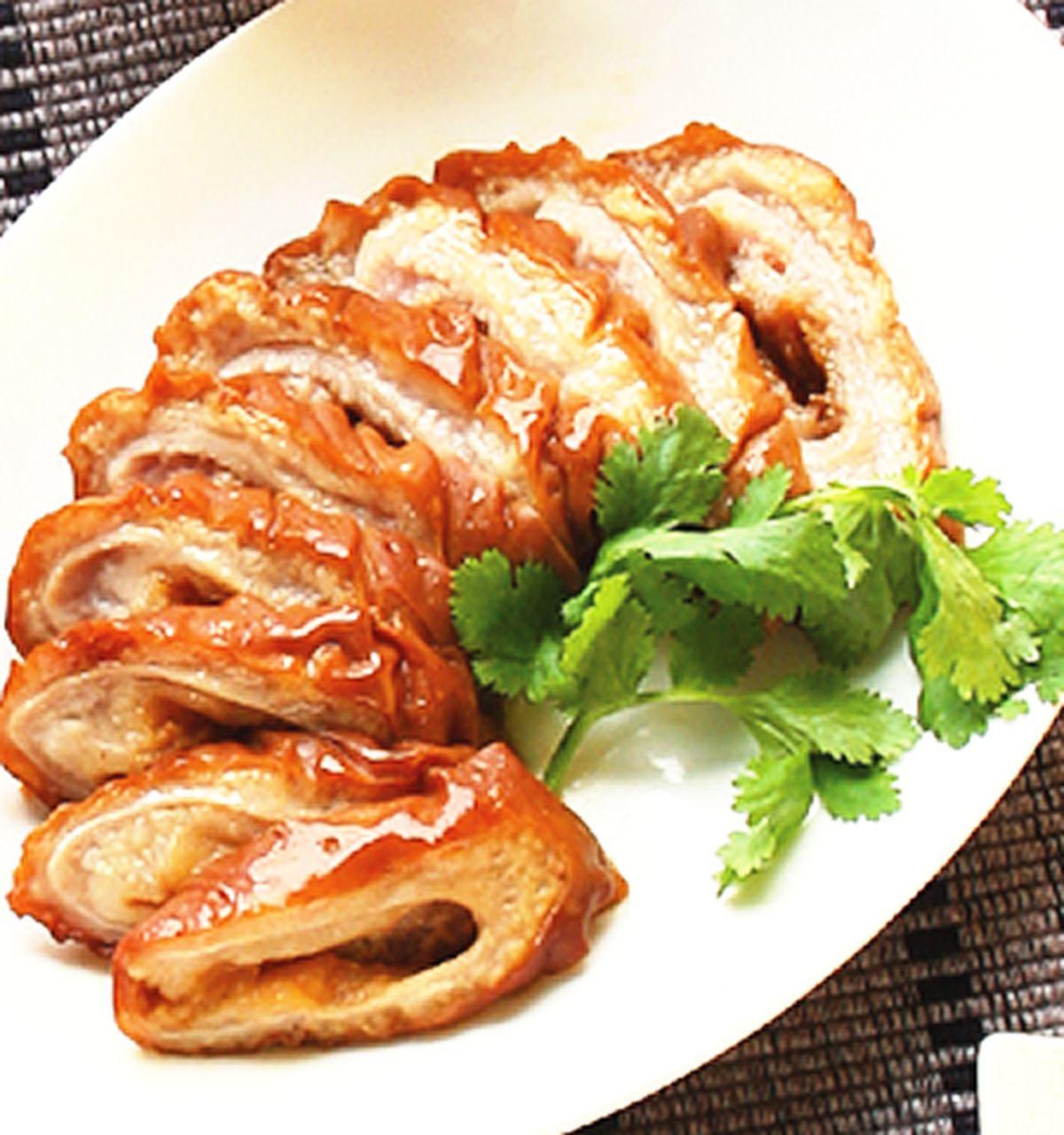 食譜:滷大腸頭(1)