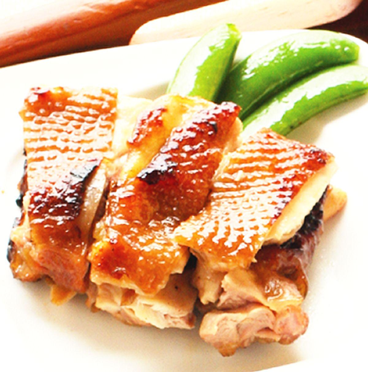 食譜:照燒雞腿(4)