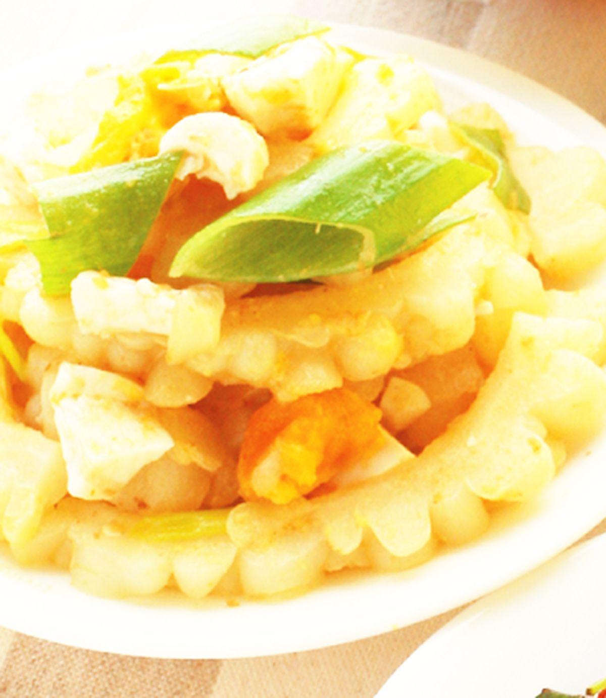 食譜:鹹蛋苦瓜(5)