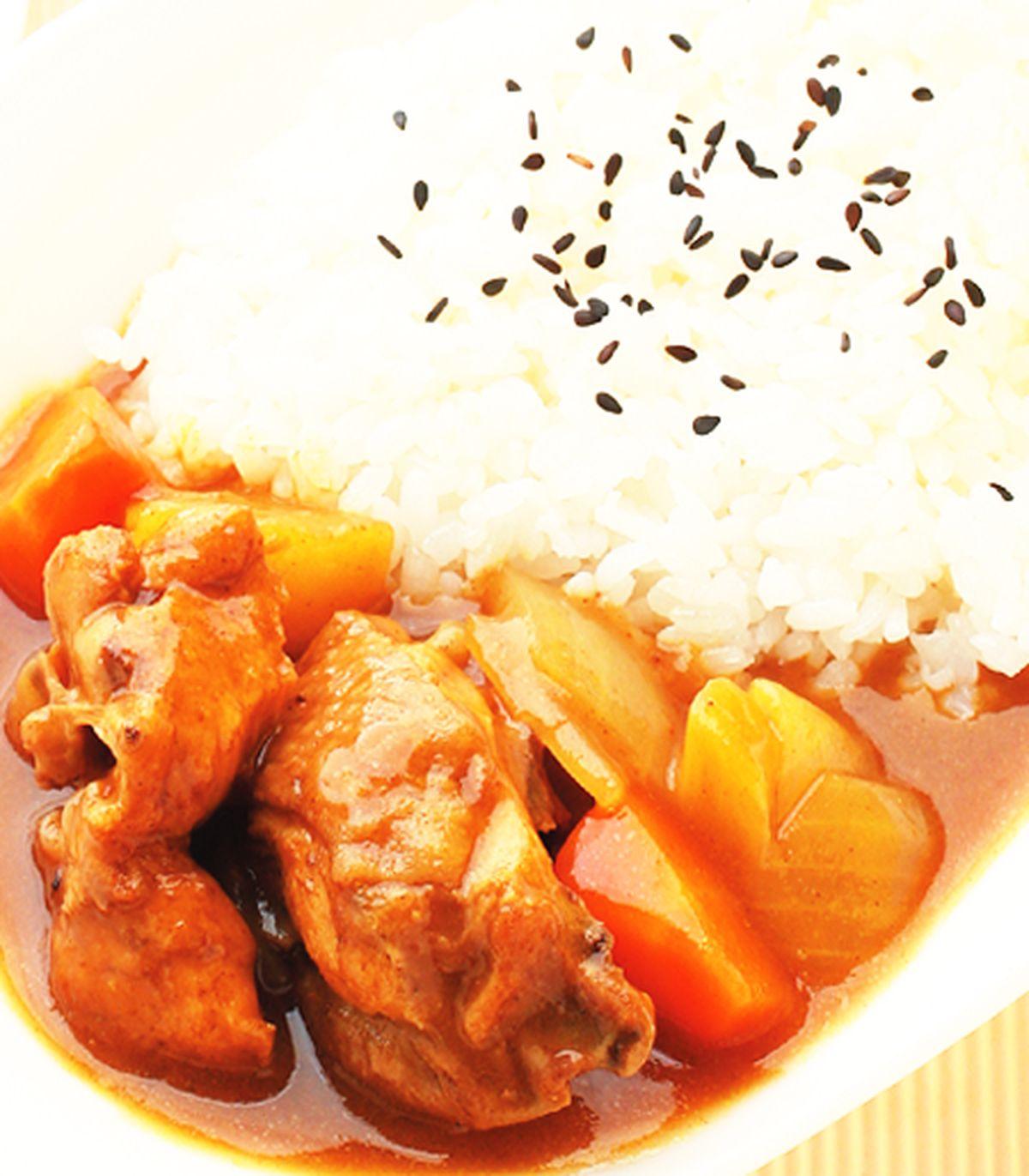 食譜:咖哩雞(3)