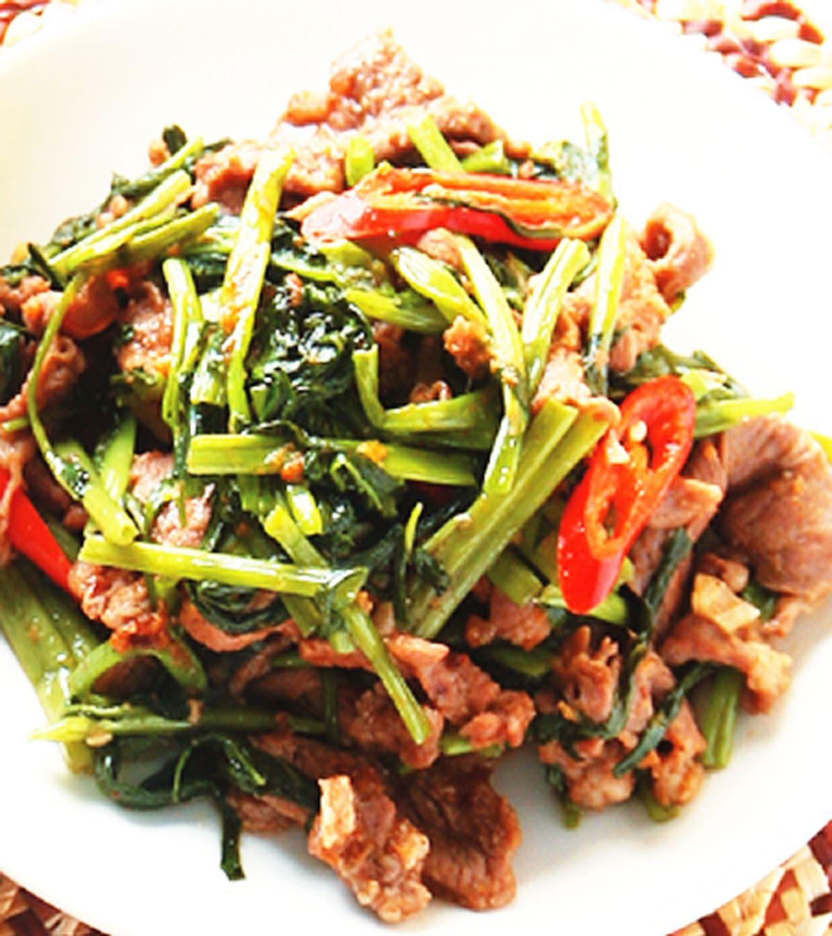 食譜:沙茶羊肉(4)