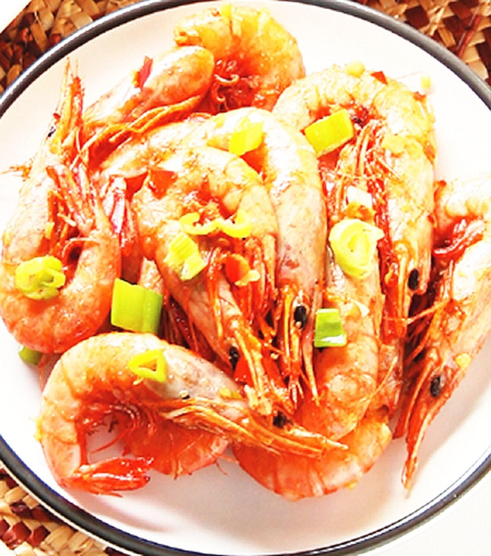食譜:鹽酥蝦(2)