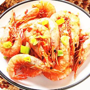 鹽酥蝦(2)