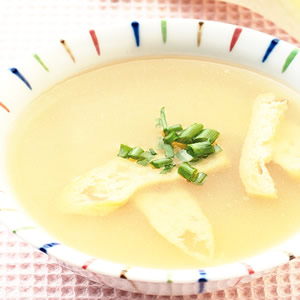 味噌湯(2)