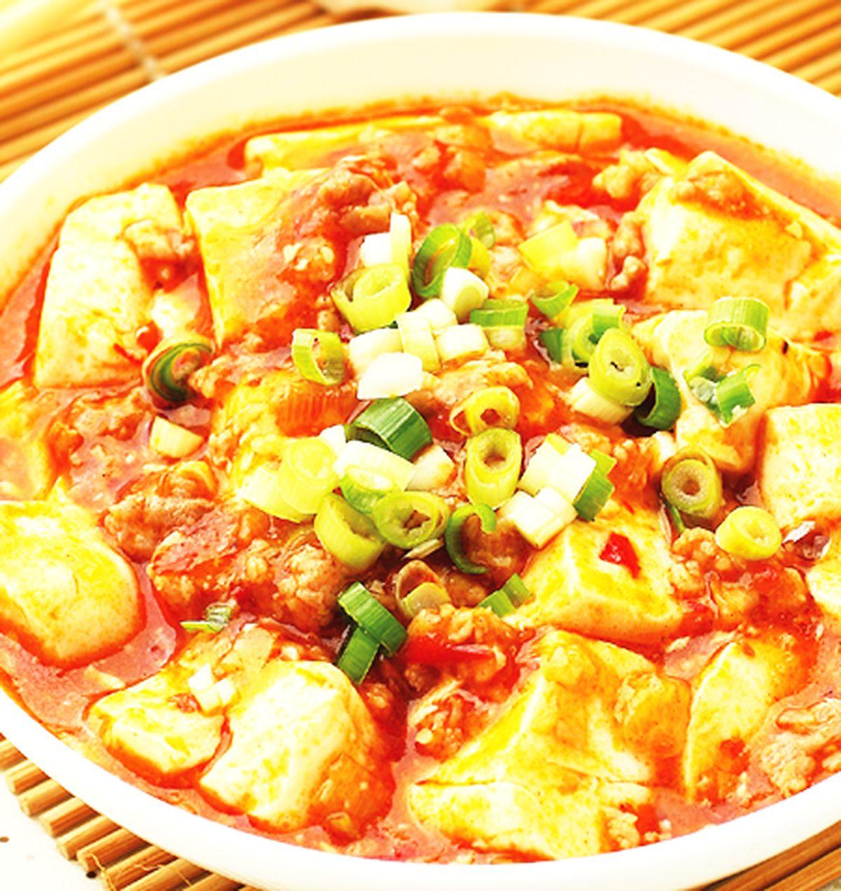 食譜:麻婆豆腐(14)