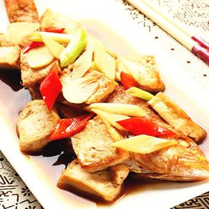 紅燒魚豆腐