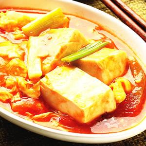 蕃茄豆腐(1)