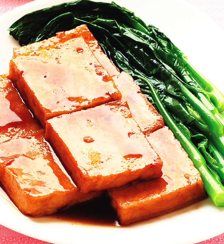 食譜:蠔油豆腐