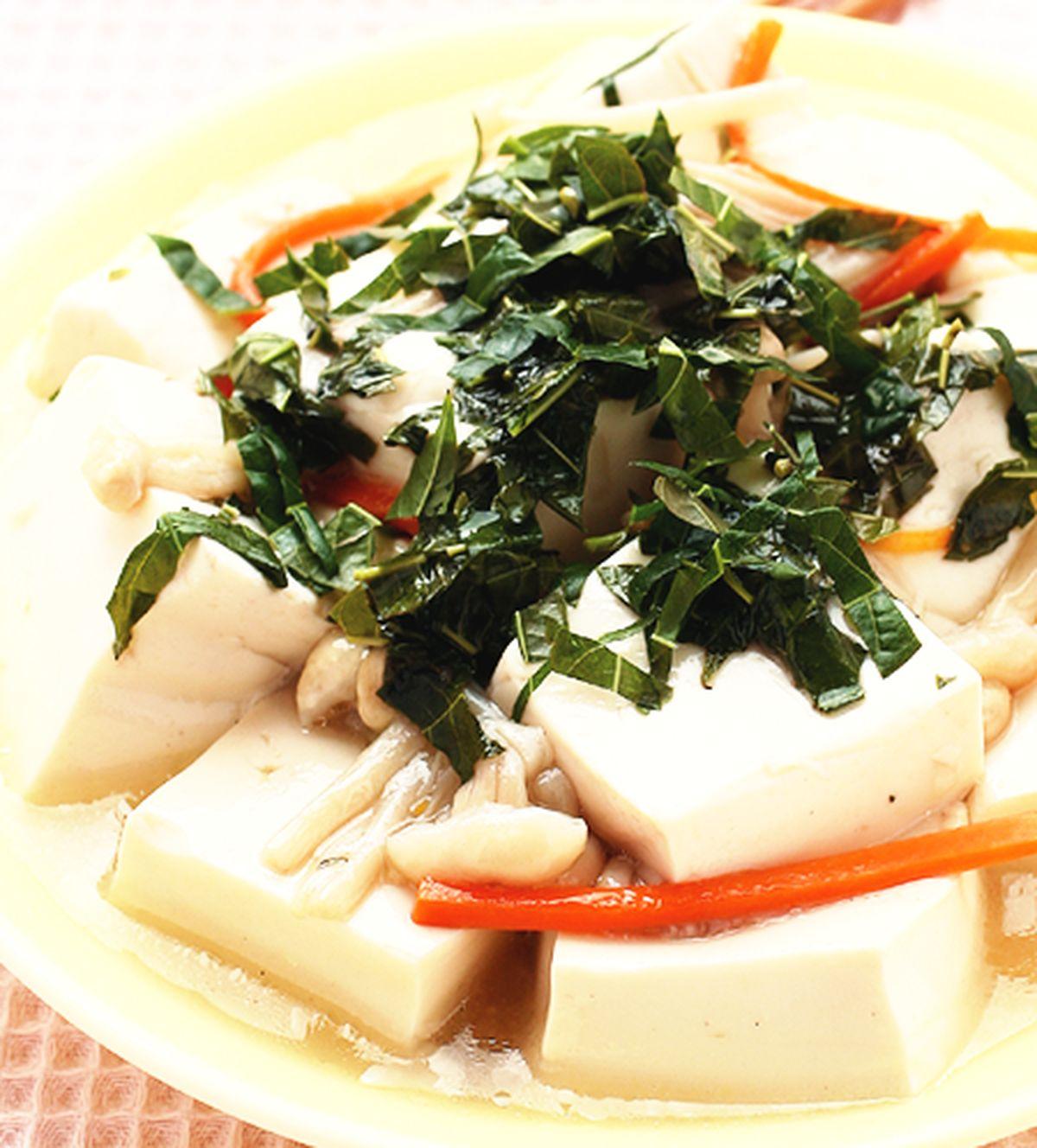 食譜:香椿豆腐(1)